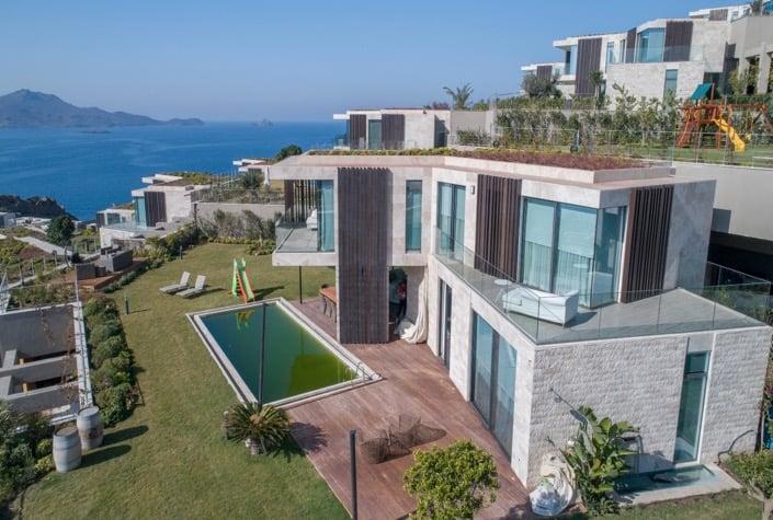 Bodrum Adres Yalıkavak Satılık Lüks Villa