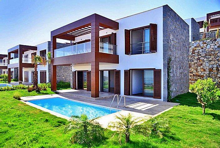 Casa Golfo Gümüşlük Satılık Bahçeli Ev
