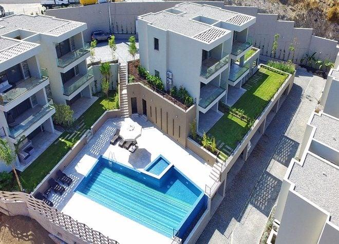 Çevre Loft Evleri Gündoğan Satılık Residence
