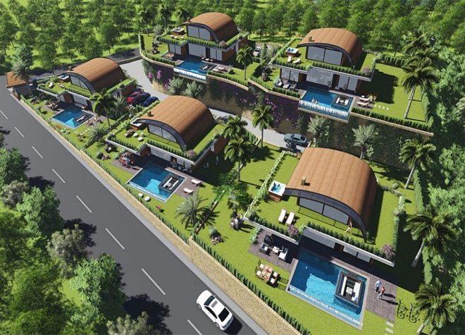 Infinity of Yalıkavak Merkez Satılık Villa